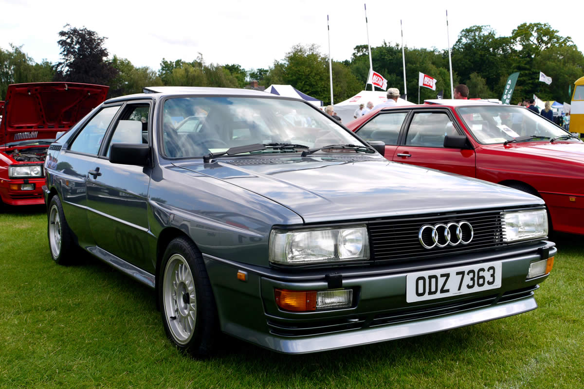 Top 5 Cars From the 1980s