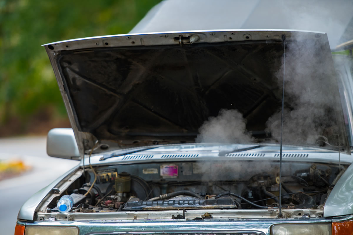 Five of the Most Common Reasons Your Car is Overheating